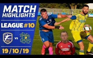 NEW KEEPER DEBUT! - TAKELEY vs HASHTAG UNITED