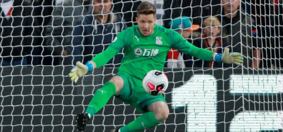 Crystal Palace fans are torn over Wayne Hennessey's performance against Man City