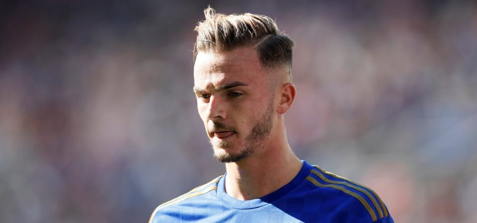 Steve Walsh talks Leicester and delivers verdict on James Maddison's future
