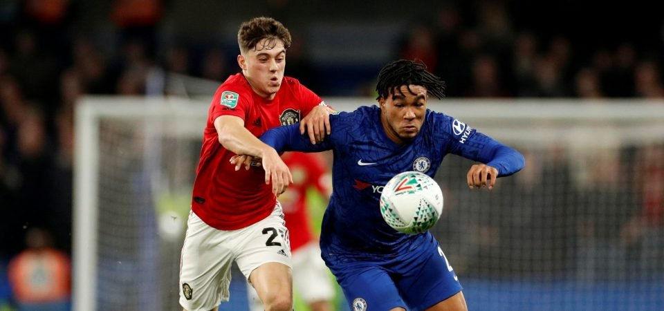Chelsea fans laud Reece James for Carabao Cup performance despite loss