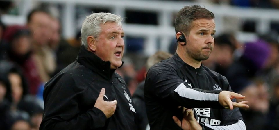 Steve Bruce backed to turn things around at Newcastle United by Alan Shearer