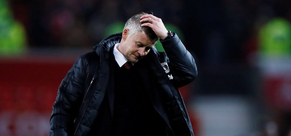 Man Utd fans fearing the worst over Carabao Cup draw against Colchester