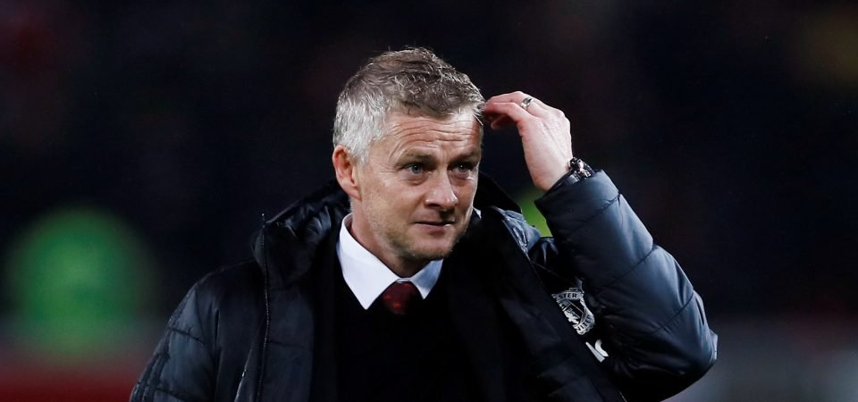 Man Utd fans stunned as Ole Gunnar Solskjaer plays down January signings