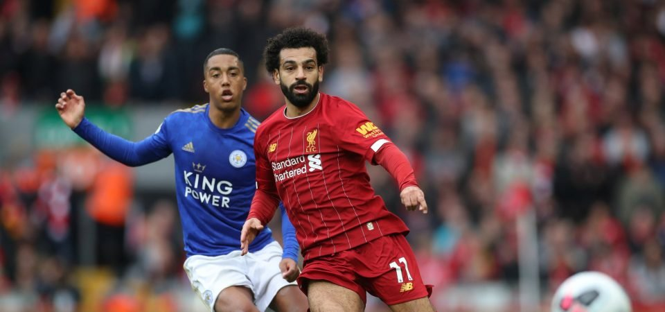 Liverpool fans' criticism of Mohamed Salah's recent displays is truly bizarre