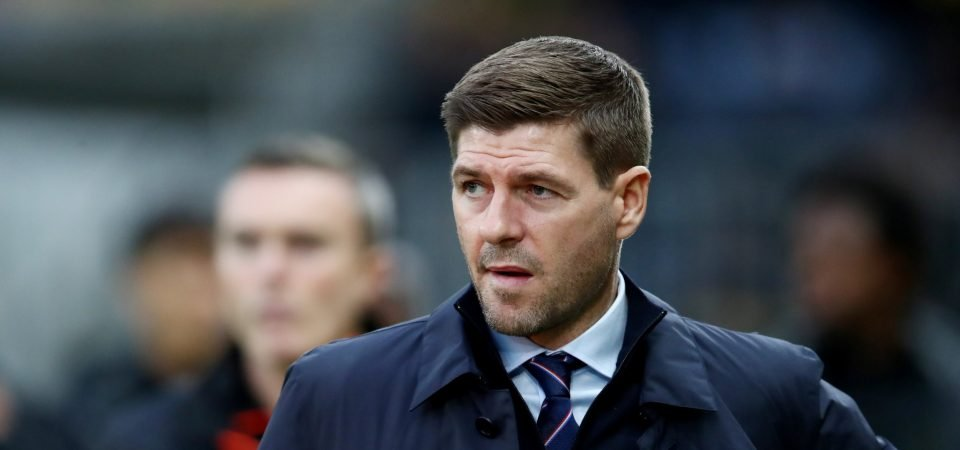 Leeds would take a leaf out of Derby's book if they appoint Steven Gerrard