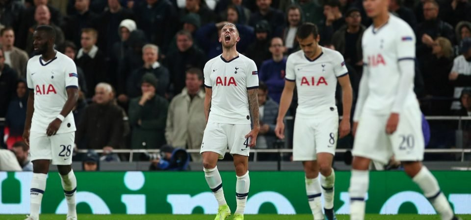 Tottenham fans unimpressed with Toby Alderweireld comments