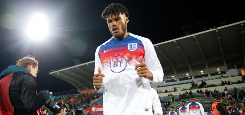 Aston Villa fans react to England performance from Tyrone Mings
