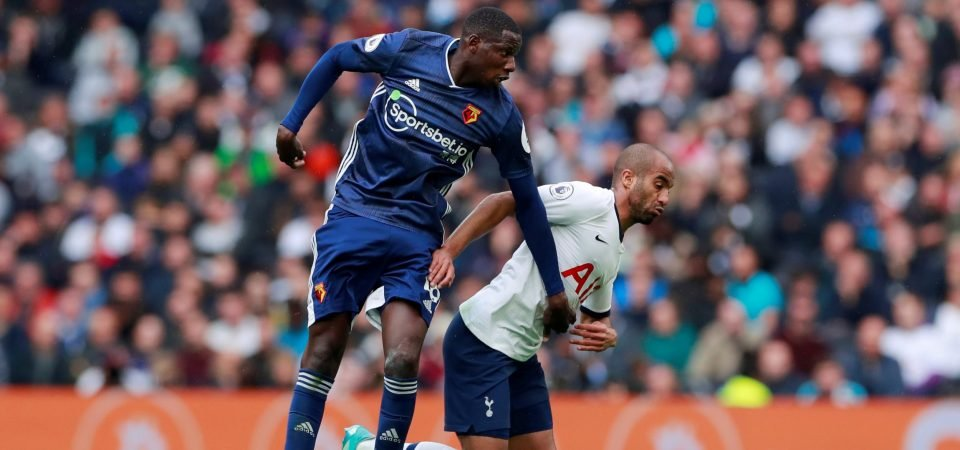 Tottenham fans praise Abdoulaye Doucoure, some want club to sign him