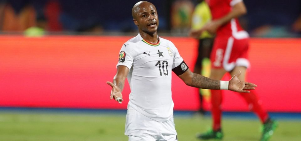 Newcastle: Palace in talks to sign Magpies target Andre Ayew