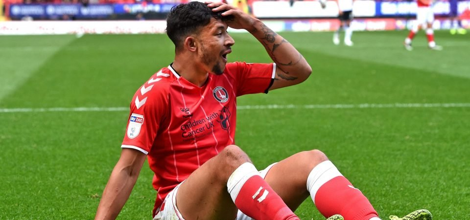 Charlton fans react to Macauley Bonne's update on his international availability