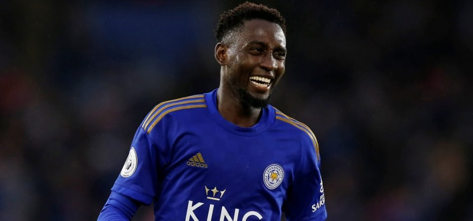 Wilfred Ndidi was Leicester's unsung hero in Liverpool win