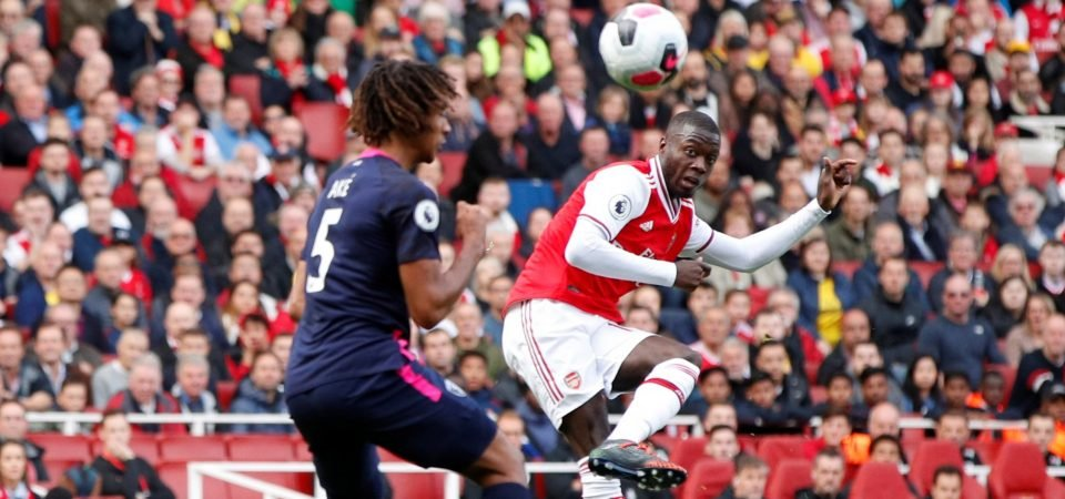 Arsenal fans criticise record-signing Nicolas Pepe after 1-0 win over Bournemouth
