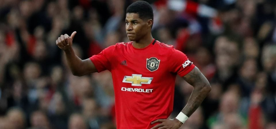 Ian Wright urges Man United star Marcus Rashford to keep working after cup stunner
