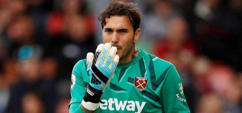 Crystal Palace must look to exploit West Ham keeper Roberto