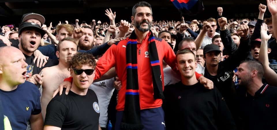 Crystal Palace fans think Julian Speroni deserves a statue outside Selhurst Park