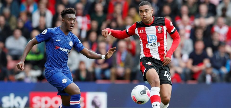 Southampton's Yan Valery: 2 moments vs Chelsea that hint he's better at wing-back