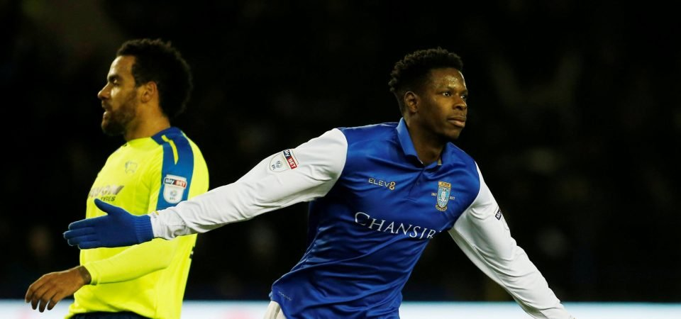 Sheffield Wednesday may have let go of Garry Monk's ideal striker in Lucas Joao