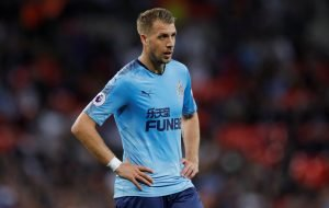 Newcastle's Florian Lejeune may struggle for game time upon injury return