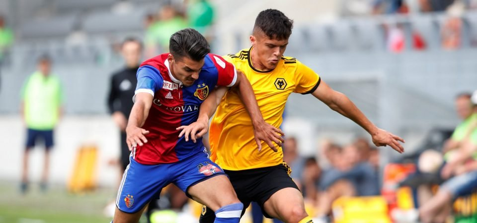 Wolves may have their next Morgan Gibbs-White in Ryan Giles