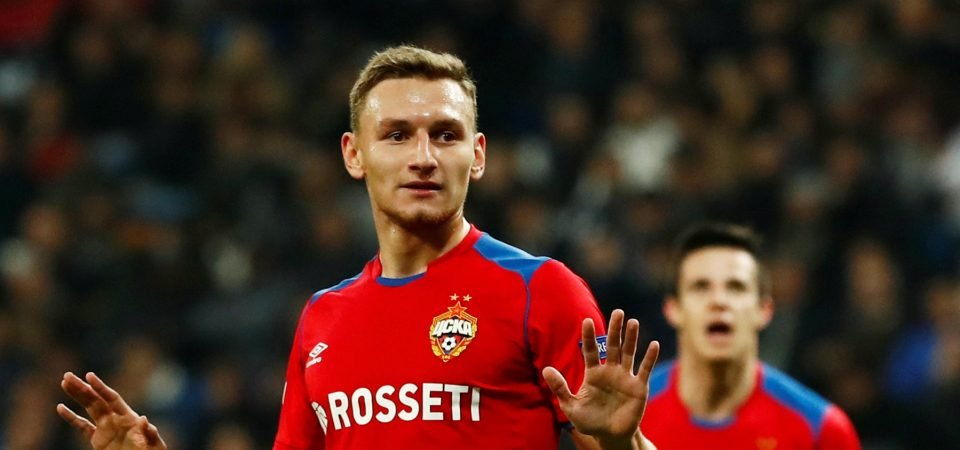 Steve Parish missed the boat with failed Crystal Palace pursuit of Fedor Chalov