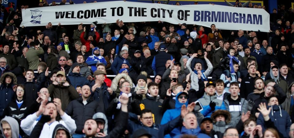 Birmingham fans left both stunned and concerned with pundit's prediction