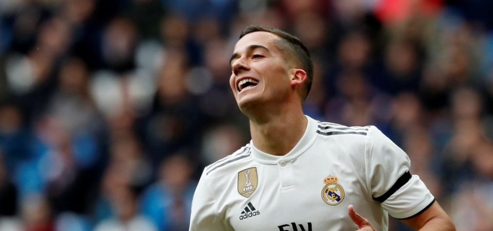 Are Newcastle targeting the wrong player in Lucas Vazquez?