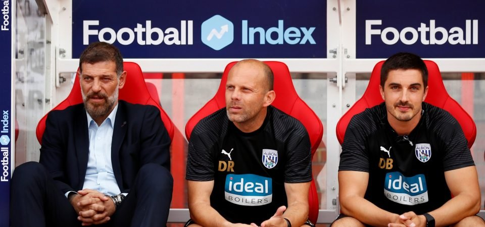 West Brom's set up is already at a Premier League level which will aid their success