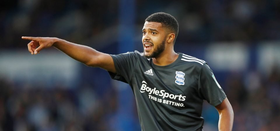 Birmingham hardly missed a beat with Jake Clarke-Slater this weekend