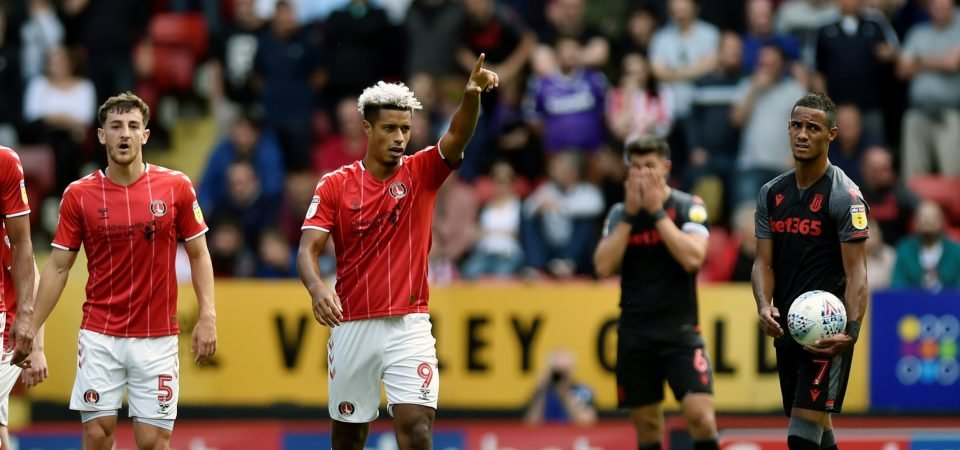 Charlton's Lee Bowyer delivers injury update on Lyle Taylor