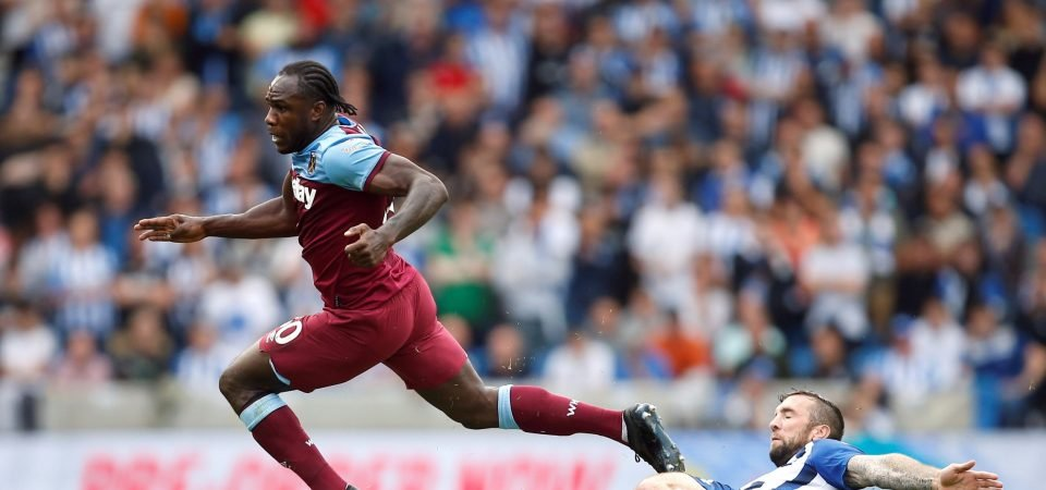 West Ham fans are buzzing for Michail Antonio's return
