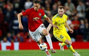 Inter Milan would get missing link in midfield with Man United's Nemanja Matic