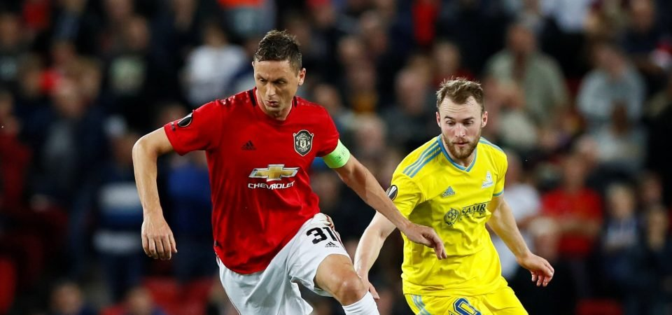 Is time finally up for Manchester United's metronome Nemanja Matic?