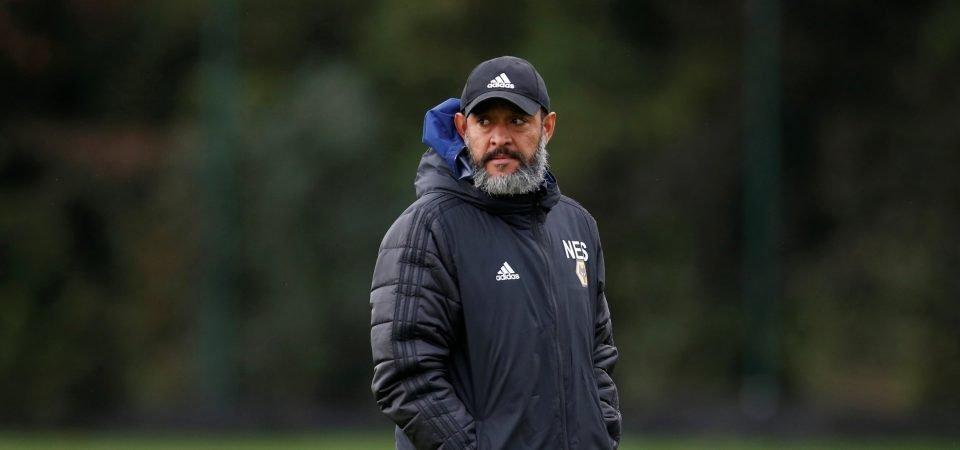 Wolves target Aurelio Buta given a glowing review