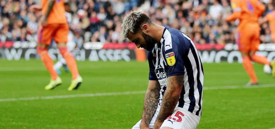 West Brom are being held back by their chance conversion rate this season
