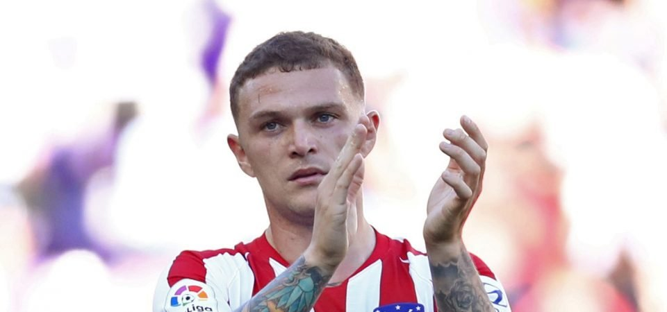 Manchester United: Kieran Trippier expects to join United this summer