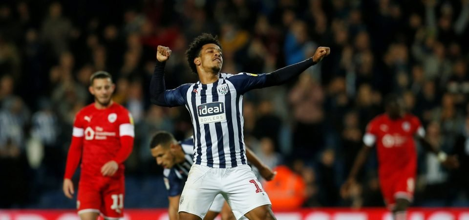West Brom must resist the urge to make instant profit on Matheus Pereira amid links
