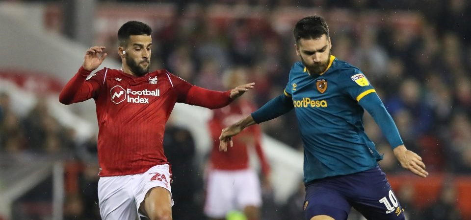 Nottingham Forest fans gush over Tiago Silva for his role in Derby victory