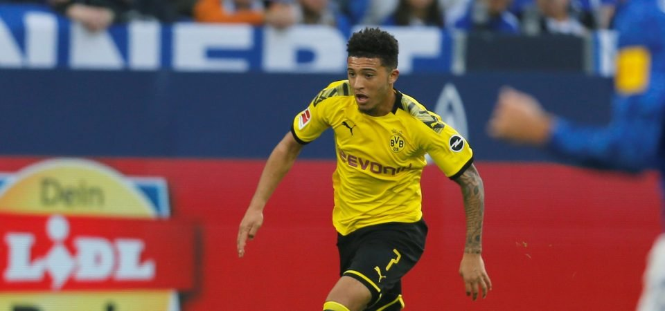 Chelsea target Jadon Sancho could be their missing piece of the puzzle