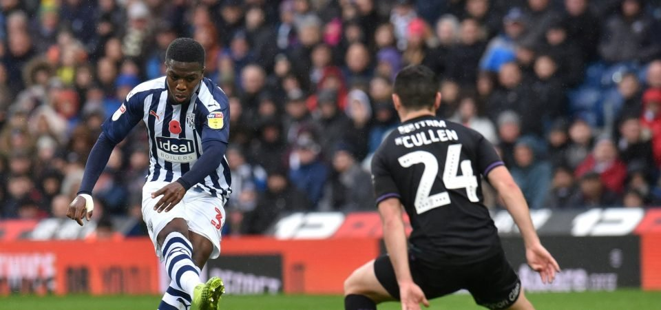 West Brom should cash in on Nathan Ferguson this January