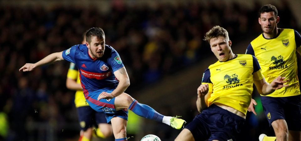 Sunderland's Marc McNulty could offer a lot if he had an extended run in the team