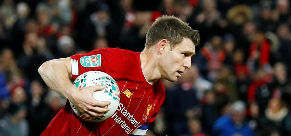 Liverpool's James Milner proves his worth to Jurgen Klopp once again
