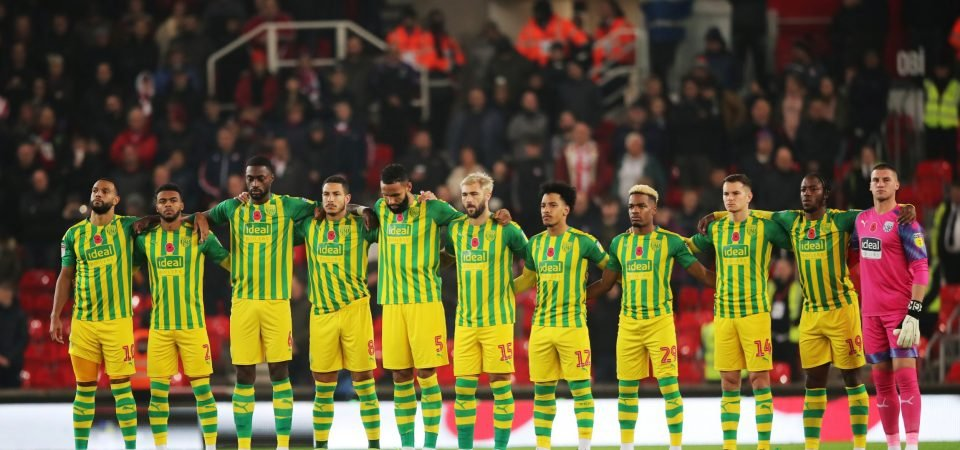 West Brom are on course to achieve automatic promotion under Slaven Bilic
