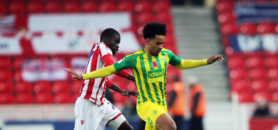West Brom fans gush over their loan ace Matheus Pereira