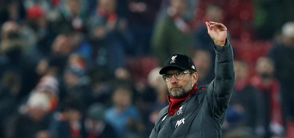Liverpool's tactical switch gives Klopp a proven plan B