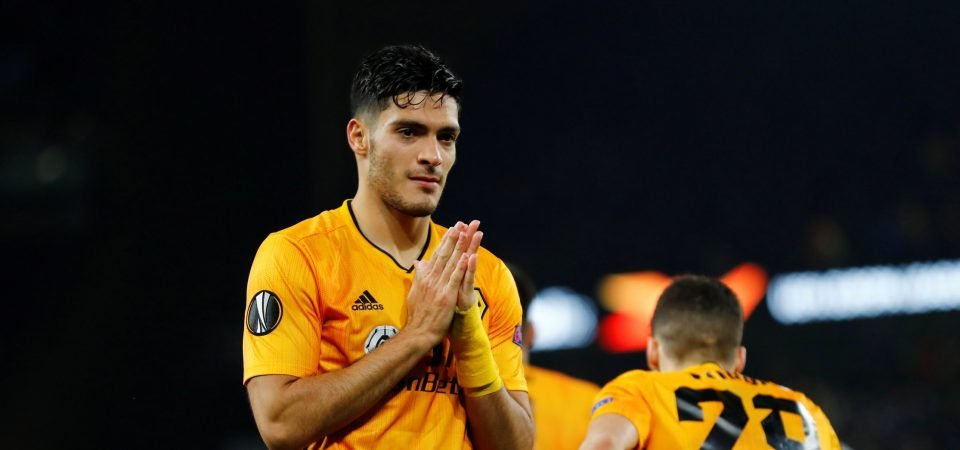 Wolves need to work on their crossing as it will bring more success to Raul Jimenez