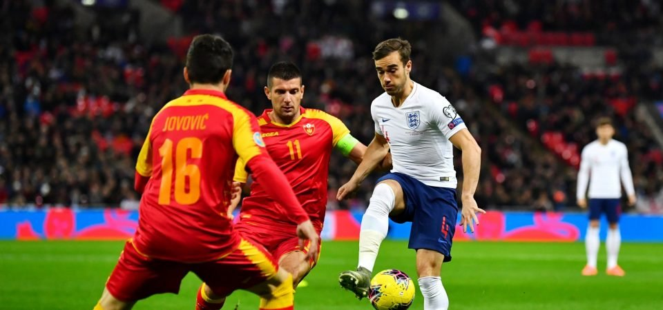 Paul Robinson drools over Spurs and England midfielder Harry Winks