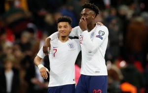Liverpool target Jadon Sancho fails to live up to the hype for England