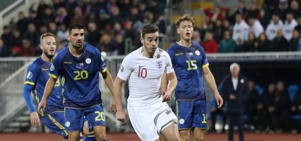 Tottenham Hotspur's Harry Winks posts on Instagram after his goal for England
