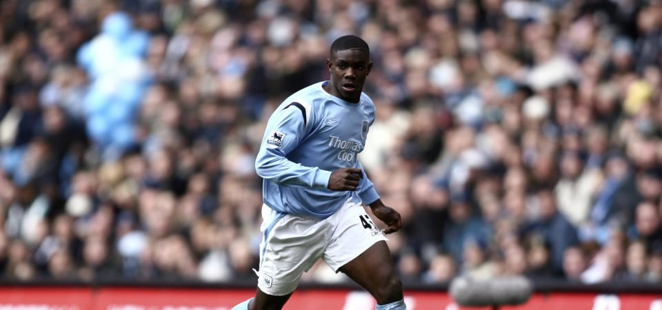 Micah Richards: Man City icon details first memories of playing football and reveals idol