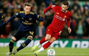 Liverpool's Adam Lallana targeted by PSG to potentially replace Edinson Cavani